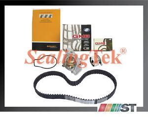 Per-88-95-Honda-1-5-SOHC-D15B-Motore-Cinghia-Tendicinghia-W-Kit-Pompa-Acqua-Set