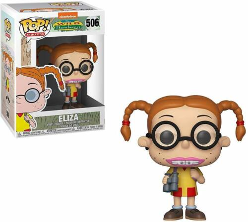 Funko POP Animation 90s Nickelodeon The Wild Thornberrys Eliza Vinyl Figure 506