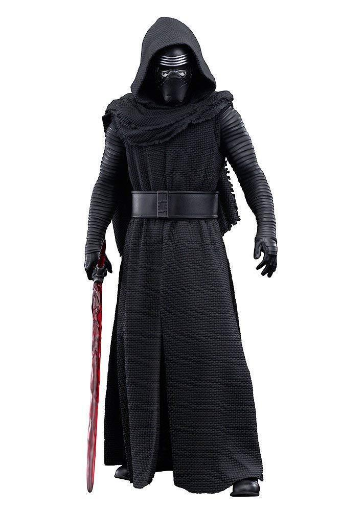 STAR WARS E7 FORCE AWAKENS KYLO REN ARTFX+ STATUE by Kotobukiya