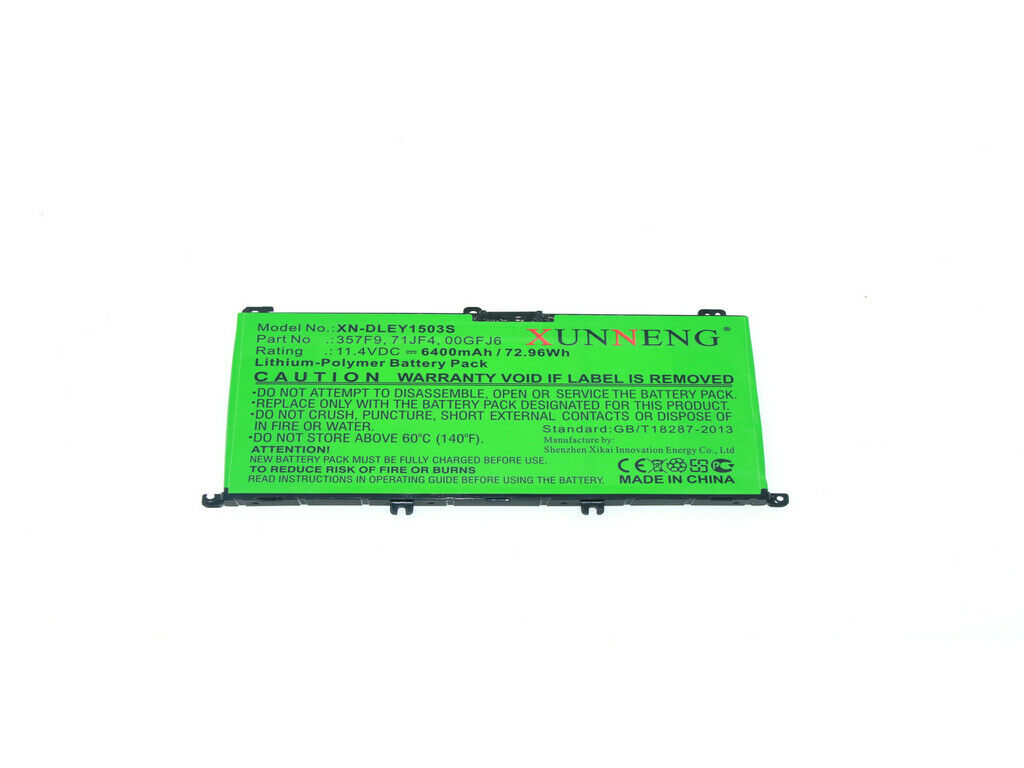 00GFJ6 Battery for DELL Inspiron 15 7559 INS15PD INS15PD-1548B INS15PD-1548R
