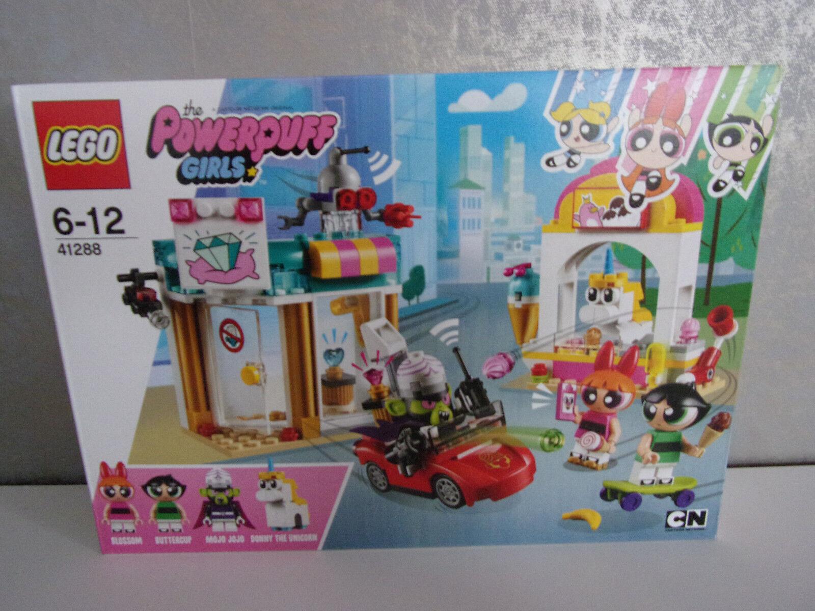 Lego Powerpuff Girls 41288 of Mojo Jojo -