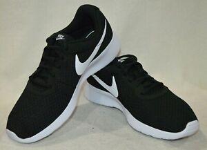 Nike Tanjun BlackWhite Men's Running Shoes Size 78.51213 NWB 812654 011