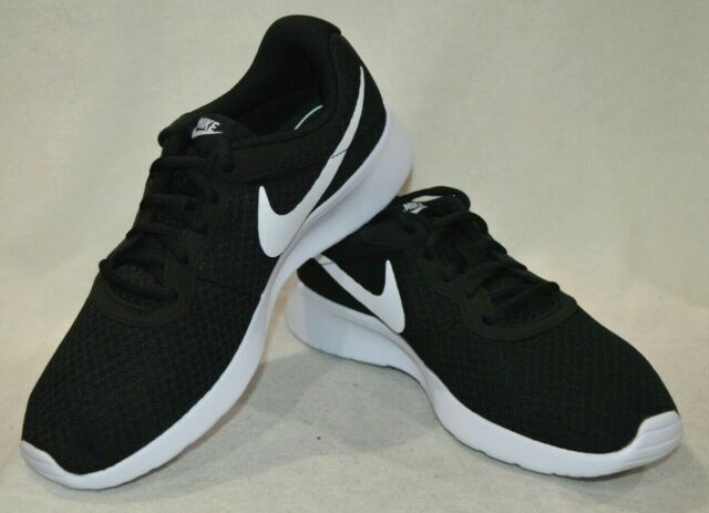 low priced superior quality retail prices Nike Tanjun Black/White Men's Running Shoes - Size 7/8.5/12/13 NWB  812654-011