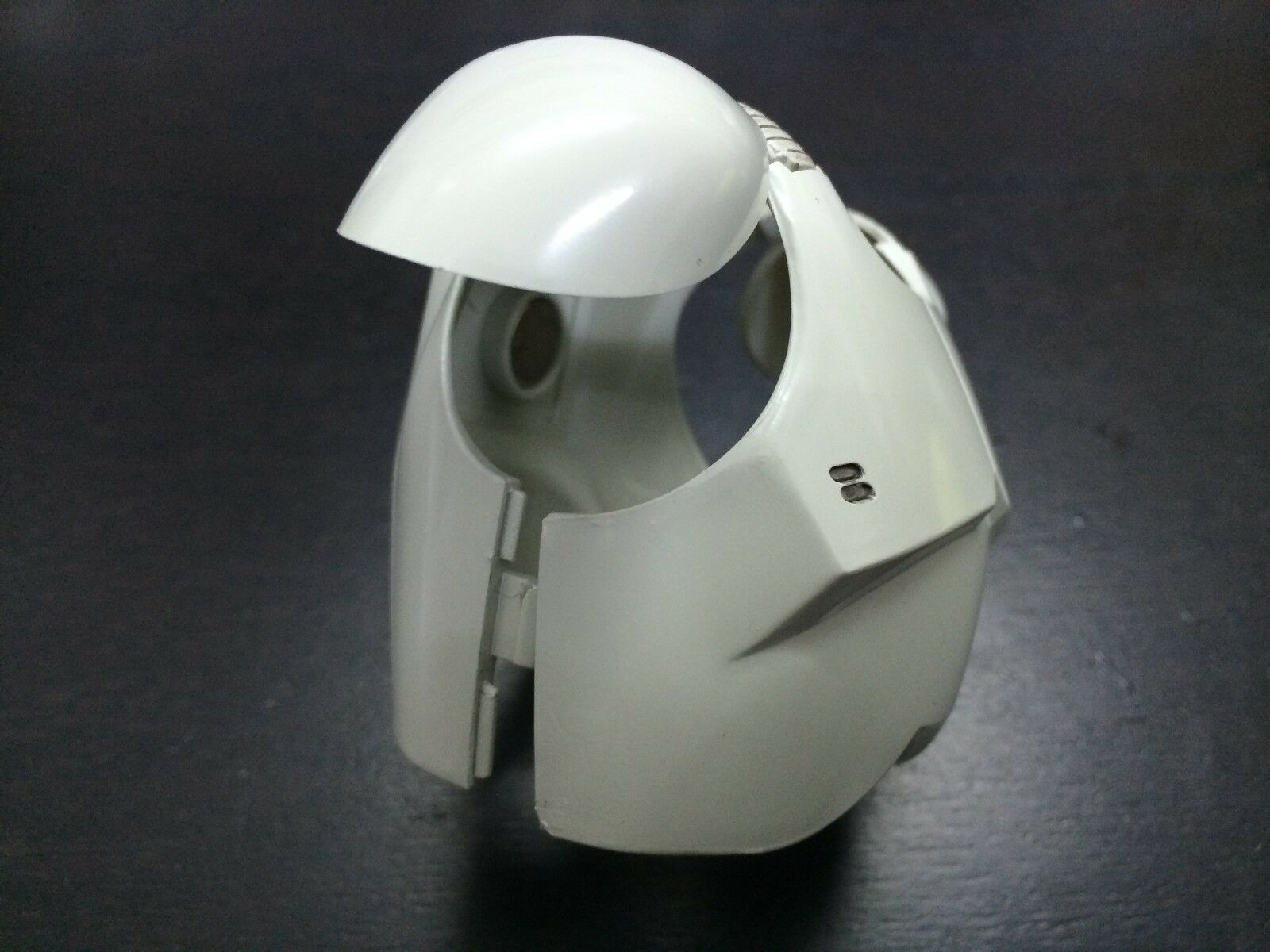 Sideshow Sideshow Sideshow 1 6 Star Wars White Clone Trooper 2.0 Shiny Perfect Chest Armor 8cf0e8