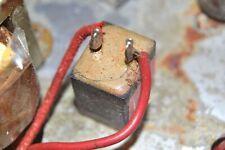 Eico 232 Vtvm Part Power Supply Rectifier