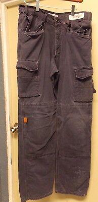 Bulwark Mens PMU2NV Pants 36 x 36 Navy