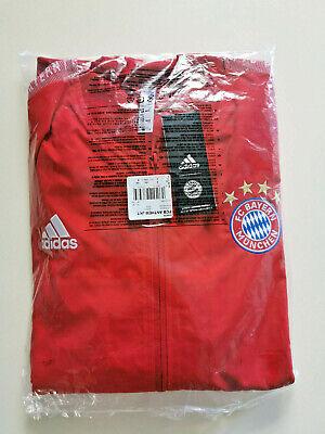 Adidas Fc Bayern Müchen Anthem JKT Rot DX 9218 | eBay