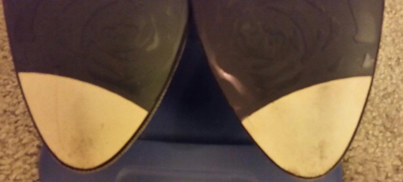 NWOB w/Braun Taryn Rose Beige w/Braun NWOB Patten Leder Ankle Stiefel  SIZE 41.5 (10.5 US) df6e8b