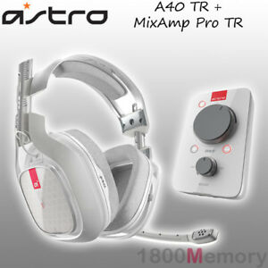0c459bbea84 Astro A40 TR Wired Gaming Headset + MixAmp Pro TR for Xbox One PC ...