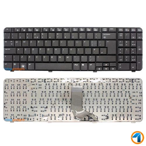 Notebook QWERTY UK English Keyboard for HP Compaq Presario CQ61-327SA Laptop