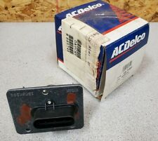 HVAC Blower Motor Resistor ACDelco GM Original Equipment 15-71991