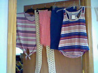 Lot Of 5 Juniors Size Small Clothing