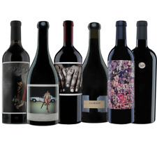 Orin Swift Red Wine Collection - Palermo, Papillion and MORE 6 Different Bottles