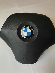 BMW-5-SERIES-E60-E61-2007-2010-OEM-ORIGINAL-STEERING-WHEEL-AIRBAG-AIR-BAG-SRS