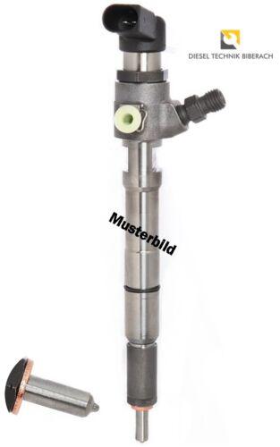 Einspritzdüse Injektor Ford Focus Mondeo S-Max C-Max 1,8 TDCI 7T1Q-9F593-AB