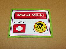 N°67 B MÖBEL-MÄRKI PANINI SPRINT 71 CYCLISME 1971 WIELRIJDER CICLISMO CYCLING