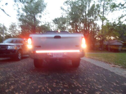 "60/"" Brake//Reverse//TurnSignal LED Tailgate TailLight Bar Ford F-250 Truck"