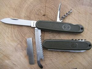 6 in1 BW Taschenmesser Messer Multi Tool Säge Schraubendreher Korkenzieher Feile