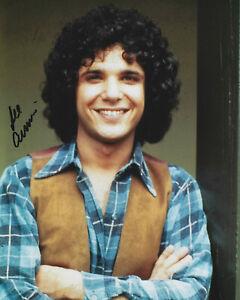 w//COA Bruno of Fame  RARE AUTO! Lee Curreri Signed Autographed 8x10 Photo