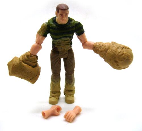 """Marvel Universe 3/"""" Amazing Spiderman Sandman Loose Action Figure"""