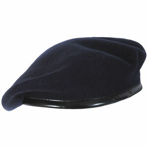 13375cf1ff3f3 Men Blue Cool Mix Wool Military Special Force Army French Artist Hat ...