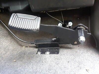 School Student Drivers Ed Training Brake Pedal Set Refurbished Aluminum Set Instructor Passenger Side Titan Brake Set
