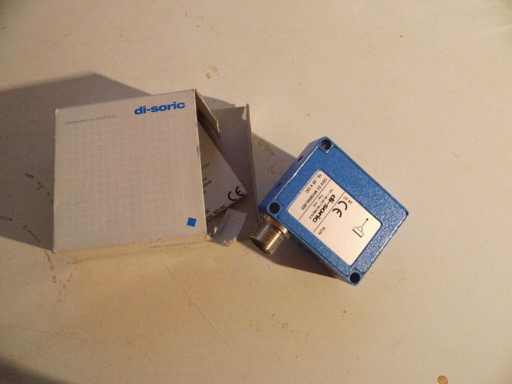 Di-Soric OSV 51 M10000-IBS Einweglichtschranke