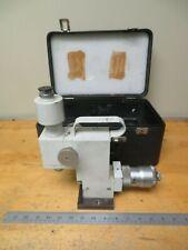 Leitz Wetzlar Single Axis Toolmakers Microscope Nt68