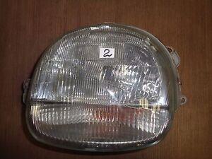 Scheinwerfer-links-mit-LWR-Stellmotor-Renault-Twingo-Bj-98-07-7700419305