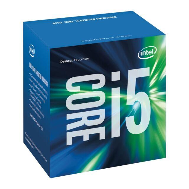 Intel Core i5 7400 3GHz Quad Core LGA1151 CPU