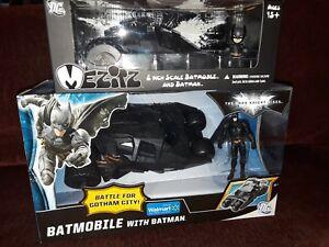 Batman Mezco Mez-Itz Dc Lot Coffret Tumbler De Dark Knight Rare Nouveau Film Lego 696198377507