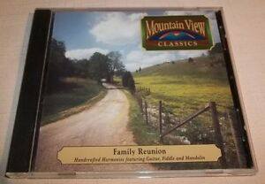 Family-Reunion-by-Mountain-View-Classics-CD-1999-Malaco-VGC