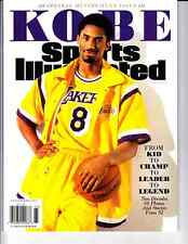 2016 Kobe Bryant L.A. Lakers Sports Illustrated Special Retirement Issue HOT!