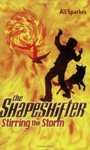 The Shapeshifter 5: Stirring the Storm,Ali Sparkes