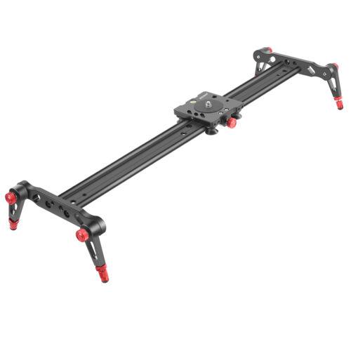 Neewer 120 cm carril de cámara video de aleación de aluminio