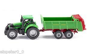 Tracteur-avec-Epandeur-universel-Siku-Super-Art-1673