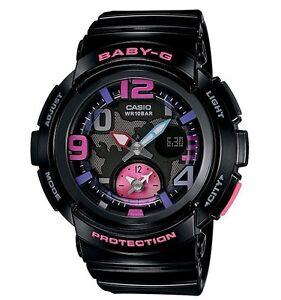 Casio Baby-G * BGA190-1B World Time Black Pink Watch for Women COD PayPal