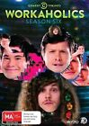 Workaholics : Season 6 (DVD, 2016, 2-Disc Set)