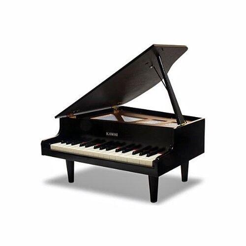 Kawai Grand Piano Mini Juguete Piano De Cola (negro) para la exhibición, desempeñar a escala mundial Envío