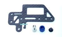 Graphite Steering Servo Plate Antenna For Mini-inferno