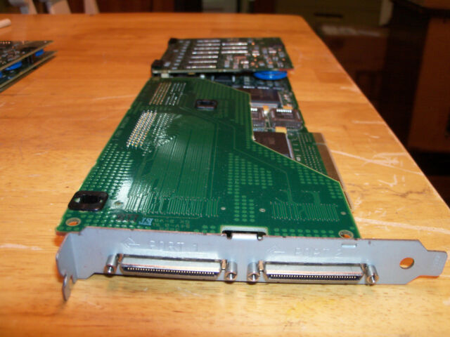 HP-Compaq 2-Channel Ultra 2 SCSI Smart Array 3200 Controller Card 340855-001 PCI