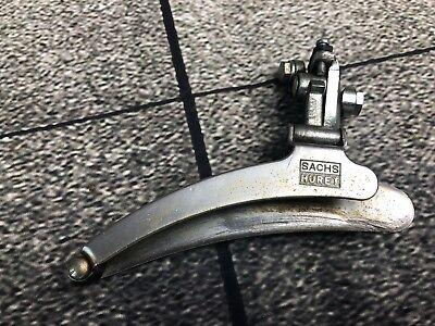 VINTAGE BIKE BICYCLE HURET ALLVIT REAR DERAILLEUR MUSCLE BIKE ROAD FRANCE USED