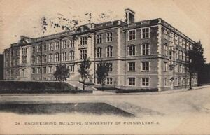 Postcard-Engineering-Building-University-of-Pennsylvania-PA