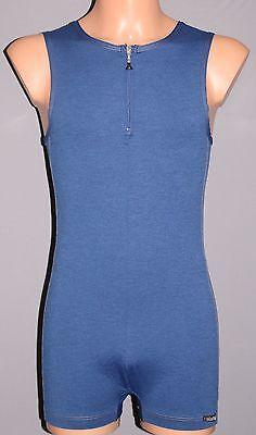 Dolce Olaf Benz Blu 1653 Sprintbody Costume Da Bagno Navy Xxl-mostra Il Titolo Originale Lustro Incantevole