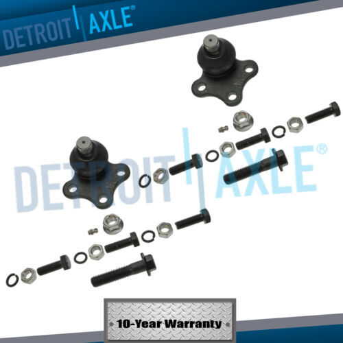 2 Set of NEW Front Lower Ball Joint Assembly for Ford Contour Mercury Mystique
