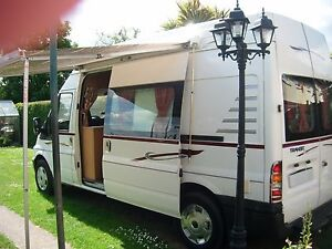 Image Is Loading How To Build Campervan Ford Transit Conversion DIY