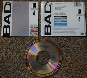 BAD COMPANY - 10 From 6 FREE PAUL ROGERS SIMON KIRKE QUEEN