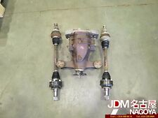 JDM Toyota Supra MK4 JZA80 RZ Twin Turbo Rear LSD TRD Differential B03B & Axles