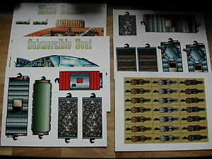 SCENERY-TOKENS-TILES-THE-GREAT-RAIL-WARS-MINIATURES-BATTLE-GAME-DEADLANDS