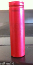 2x Original Genuine SANYO 3.7v 800mah 14500 Rechargeable Li-ion Battery Cell